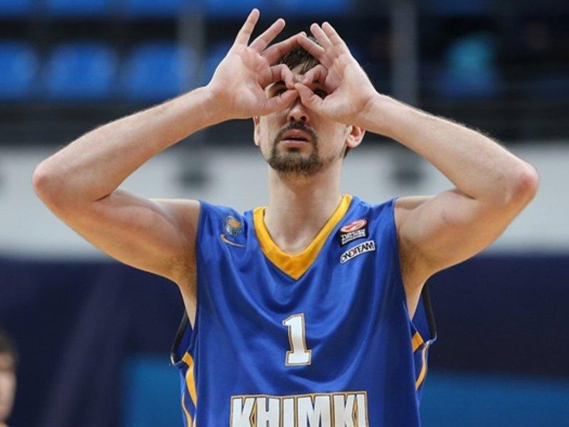 Xved serà segurament el gran referent de l'Eurocopa d'aquest curs amb el Khimki EFE