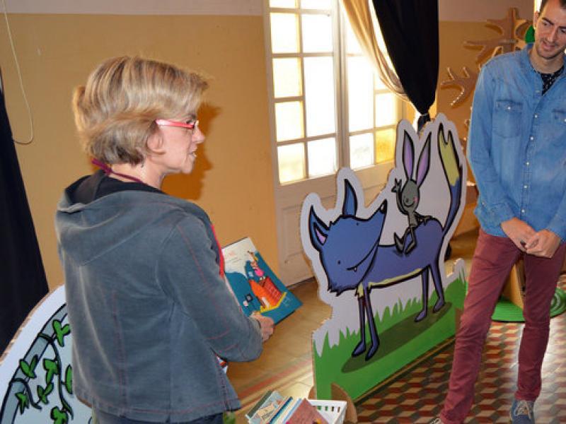 L'exposició s'ha estrenat a Castellbell i el Vilar CATPRESS