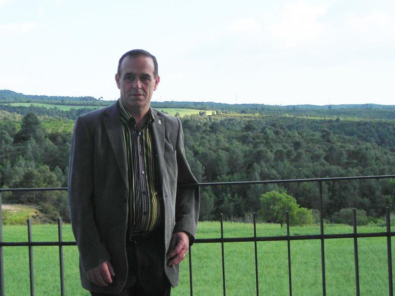 L'exalcalde Antoni Mateu , en una imatge dEL 2007 EPA
