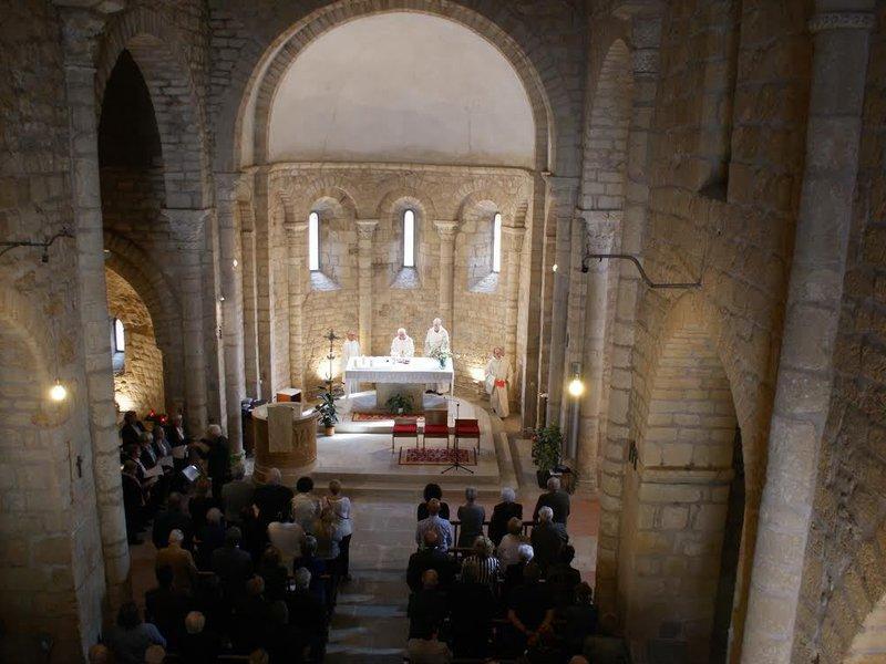 Celebren 950 anys de la consagració de l'església Arxiu