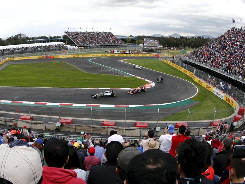 El circuit de Mèxic, ple a vessar, l'any passat REUTERS