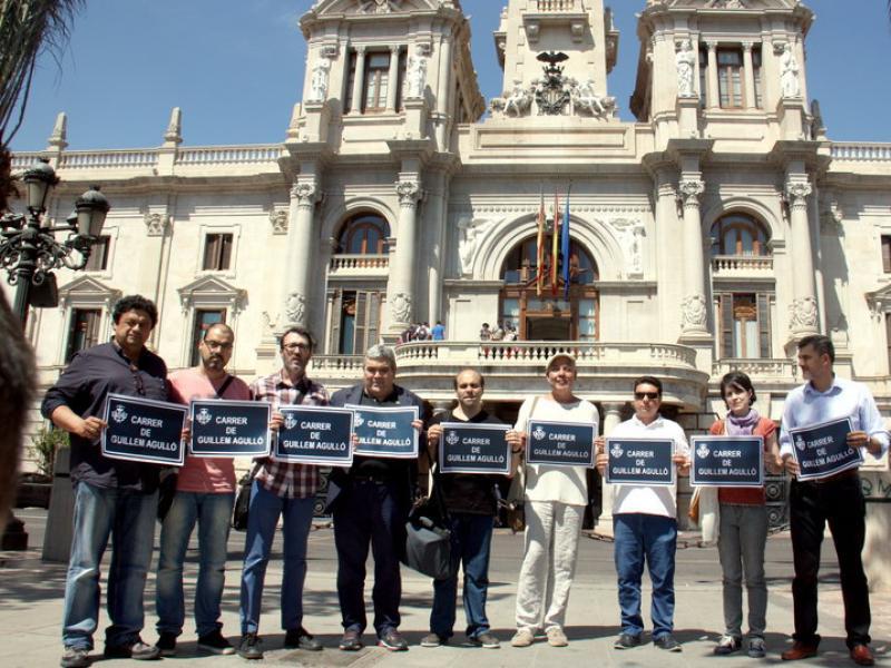 Les entitats van registrar una petició formal del carrer el juny passat. ACN