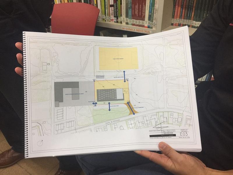 El projecte, pendent del vist-i-plau de la Generalitat EPN