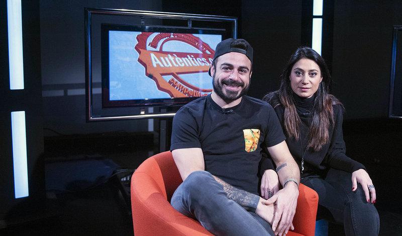 """Valentí i Mercè Sanjuan """"Per ser 'youtuber' no has de ser un"""