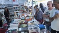 L'espai per als estands de la Setmana del Llibre en Català demana marge per poder créixer