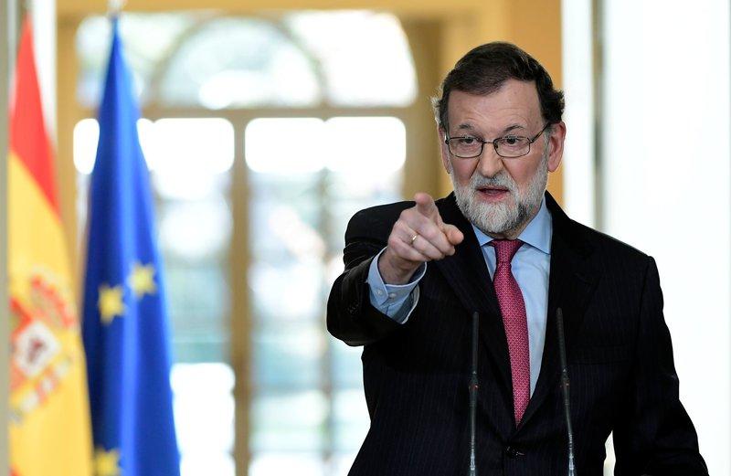 Rajoy Pressiona Fixant El Dia 17 Per Constituir El Parlament