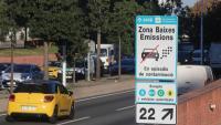 Les restriccions a la ZBE comencen a principis de gener