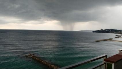 Es manté l'alerta pel temporal de pluges, vent i mala mar, especialment al Ripollès i la Garrotxa