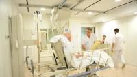Urgències de hospital Bellvitge , remodelats l'any 2014