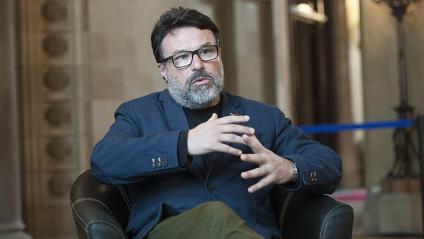 Joan Josep Nuet, diputat d'ERC al Congrés