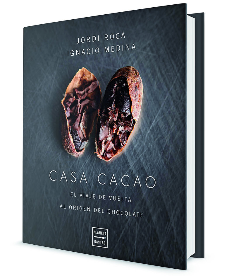 Book Cover Returns To Its Origins In >> A Chocolate Book Jordi Camps Linell Books Catalonia Today