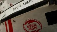 Imatge del vaixell de l'ONG 'Open Arms'