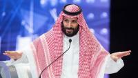 El príncep hereu de l'Aràbia Saudita, Mohamed bin Salman , l'octubre del 2018, en una imatge d'arxiu