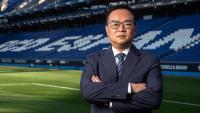 Chen Yansheng està vivint els moments més complicats des que és a la presidència de l'Espanyol