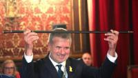 Pau Ricomà, nou alcalde de Tarragona