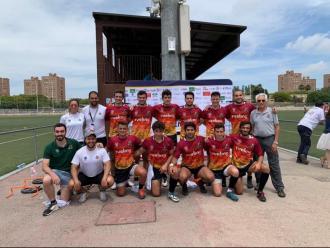 La selecció catalana, cinquena a València