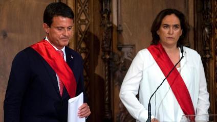 """Valls no plega i carrega contra """"l'estratègia perillosa"""" i la """"deriva greu"""" de Cs"""