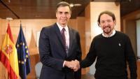 "Sánchez ofereix a Podemos ""responsabilitats político-administratives"" però no ministeris"