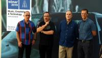 Els directors del festival Sónar