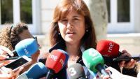 Borràs demana a Sànchez per escrit que alliberi els presos polítics