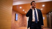Manuel Valls, ex-primer ministre francès i regidor de l'Ajuntament de Barcelona