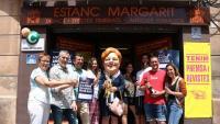 La sort va caure a l'estanc Margarit de Molins de Rei, on es van vendre 13 bitllets de 30.000 euros