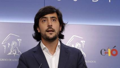 El diputat Toni Roldán abandona Cs i l'escó al Congrés pel gir a la dreta