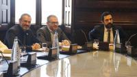 La Mesa del Parlament rebutja la ILP que proposava declarar la independència