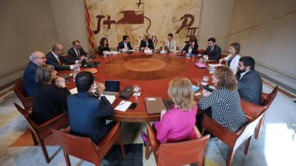 """El Govern nega que la """"llei aragonès"""" fomenti l'externalització"""