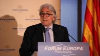 El president de Foment del Treball i vicepresident de la CEOE, Josep Sánchez Llibre