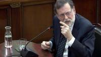 Mariano Rajoy en el Suprem