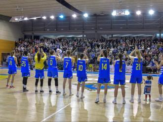 El Palau d'Esports viurà la màgia del bàsquet, també a l'Eurocopa