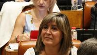 La presidenta de la Diputació i alcaldessa de l'Hospitalet, Núria Marín