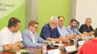 Ple de cartipàs del Consell Comarcal de la Selva, amb pacte de Junts, Independents de la Selva i el PSC