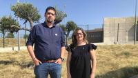 Els dos vicepresidents d'ERC de la Diputació, Pau Presas i Maria Puig