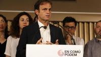 """Asens afirma que """"ara per ara el més probable"""" és que el seu grup faci un 'no' a la investidura de Pedro Sánchez"""