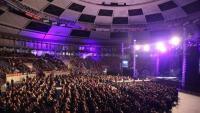 Un espectacle al Tarragona Arena Plaça