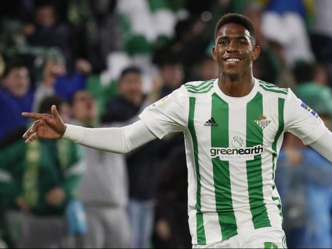 Junior Firpo objectiu del Barça