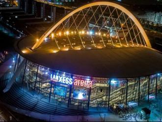 Lanxess Arena,  un escenari 'top' per disputar qualsevol tipus d'esdeveniment esportiu que viurà una final a quatre