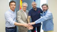 Valdés torna al Barça com a entrenador