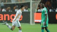 Bounedjah crida l'únic gol de la final