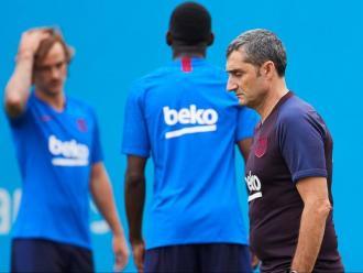 Els reptes de Valverde