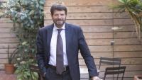 Albert Batlle és el tinent d'alcalde de Seguretat de Barcelona