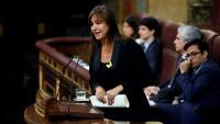 Laura Borràs, diputada de JxCat al Congrés dels Diputats