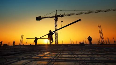 El sector residencial representa el 70% de l'activitat constructora