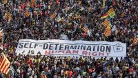 L'autodeterminació i els valors democràtics són part essencial del Procés a Catalunya