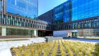 Vista exterior del complex d'oficines Platinum@BCN, al 22@