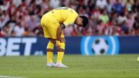 Es confirma la lesió de Luis Suárez però no especifiquen temps de baixa