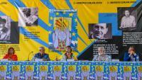 La consellera de Salut, Alba Vergés, va presidir la taula inaugural de la 51a Universitat Catalana d'Estiu