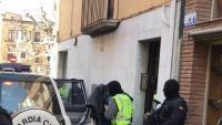 Detenció de Mohamed el-Jelaly per la Guàrdia Civil